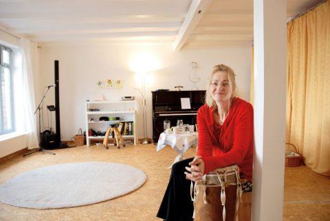 Susanne Wieneke, Klangschmiede, Foto Vanessa pegel