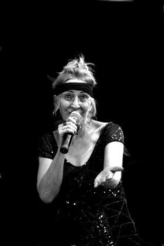 Susanne Wieneke, Sängerin